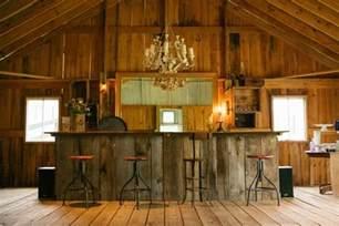 The Bar Barn Rustic Barn Wood Bar Home