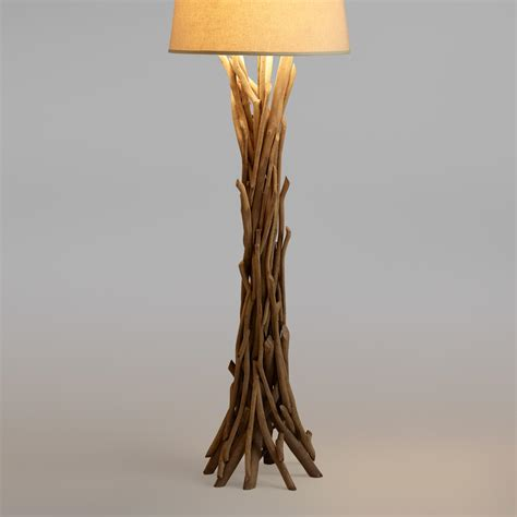 Furniture And Home Decor Stores by Driftwood Floor Lamp Base World Market