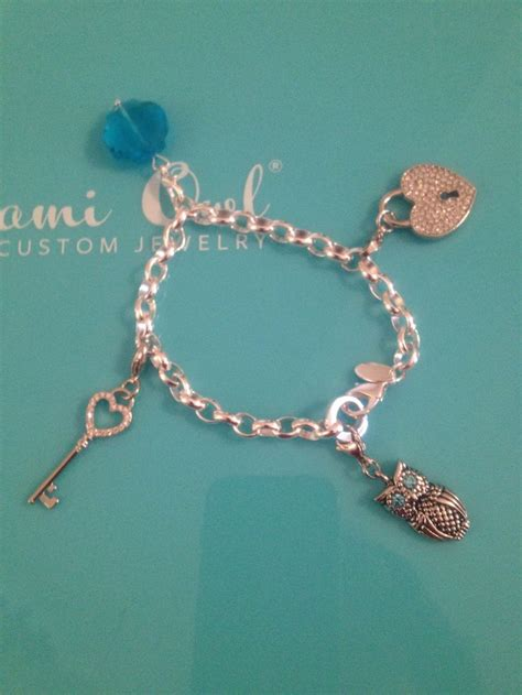 Origami Owl Dangle Bracelet - 68 best origami owl bracelets images on