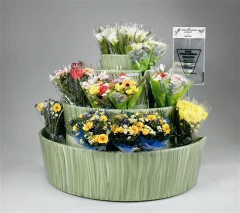 espositori per fiori l espositore conserva i fiori pi 249 belli e pi 249 a lungo