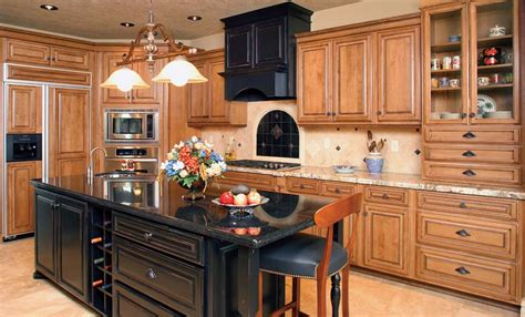 Kraftmaid Kitchen Island by Cabinets General Builders Supply Inc