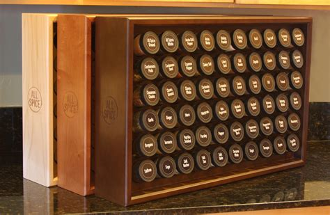 Innovative Spice Racks allspice not your s spice rack