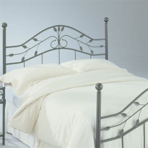 white iron headboard full white iron bed frame fashion bed group sycamore full size