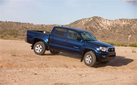Toyota Tacoma Cers Toyota Tacoma 2012 Widescreen Car Pictures 06 Of