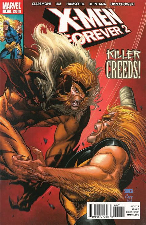 sabretooth open season vol 1 3 marvel database fandom powered by wikia forever 2 vol 1 7 marvel comics database