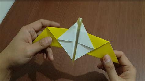 membuat origami burung mudah cara membuat origami burung dengan mudah dan cepat youtube