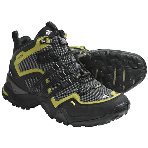 adidas hiking adidas outdoor terrex fast x fm mid gore tex 174 hiking boots