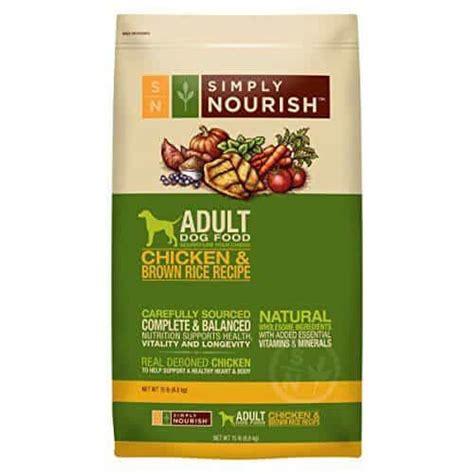 simply nourish food reviews simply nourish food review central park paws a pet