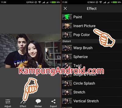 cara edit foto naruto cara edit foto kepala menjadi kartun dari handphone