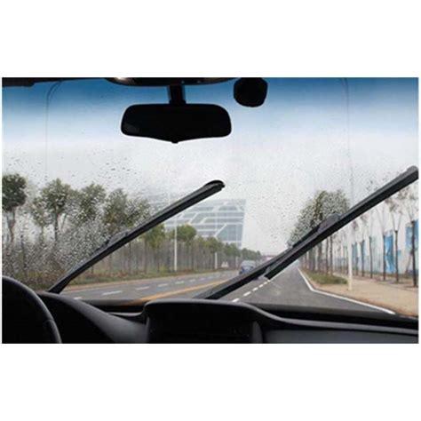 Wiper Bosch 17 Aerofit Frameless wiper blade kaca mobil frameless u shape hook 17 inch black jakartanotebook