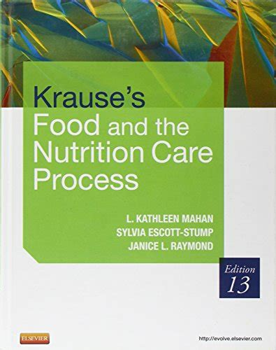 the essential nutrition pocket guide an individualized approach books krause s food the nutrition care process 13th edition