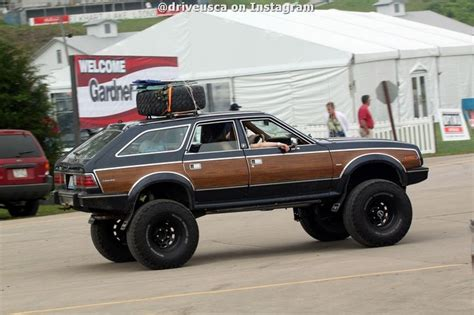 jeep eagle lifted lifted amc eagle at road america 2014 rock crawlers