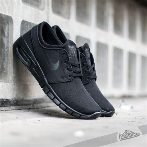 Nike Stefan Jonski Black nike stefan janoski max black black anthracite black