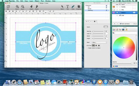 icon design mac software logo pop lite logo design made easy on the mac app store
