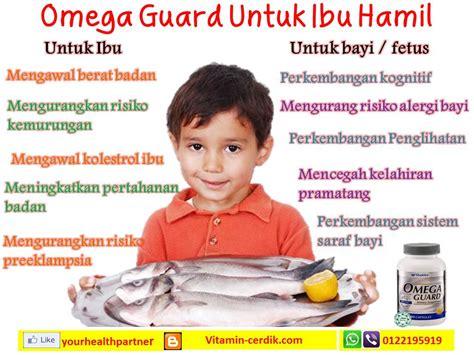 Minyak Ikan Prolacta Untuk Ibu manfaat omega 3 minyak ikan kepada ibu mengandung