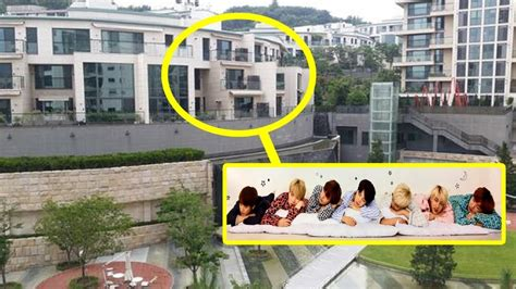 bts house bts move into a new luxury dorm at the most expensive