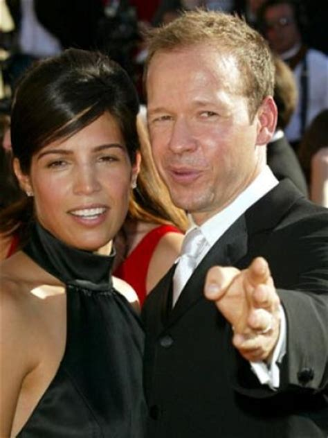 donnie wahlberg gettin a divorce nkotb gossip 2010 edition celebrity break ups 2008 pictures