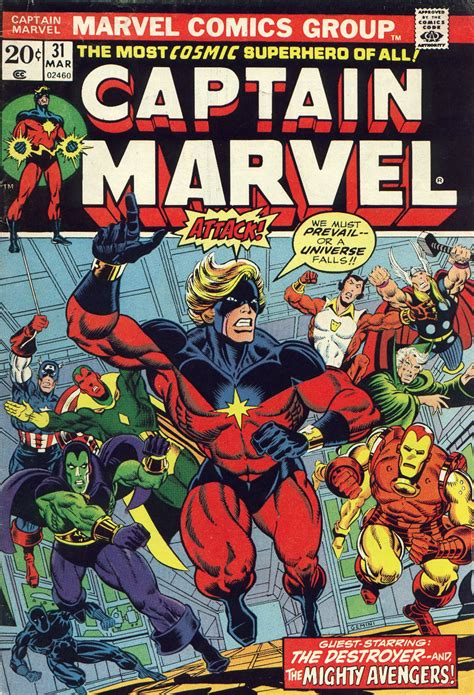 marvel classics comics vol 1 1 marvel database fandom powered by wikia captain marvel vol 1 31 marvel database fandom powered by wikia