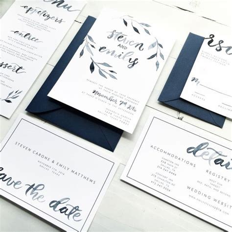Wedding Invitation Handwritten Font by 25 Best Ideas About Handwritten Wedding Invitations On