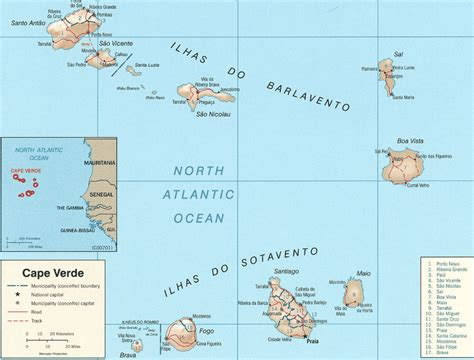 cape verde on a world map cape verde map map all maps of the world