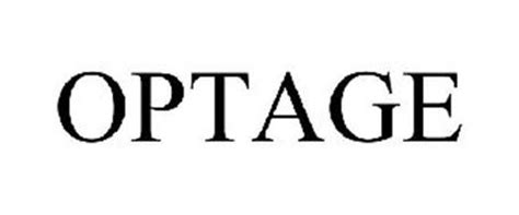 optage trademark of presbyterian homes and services