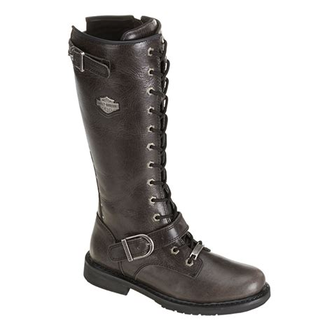 womens biker boot book of harley davidson womens biker boots in thailand by