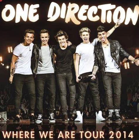 One Direction Tour Artist Kaosraglan 4 one direction