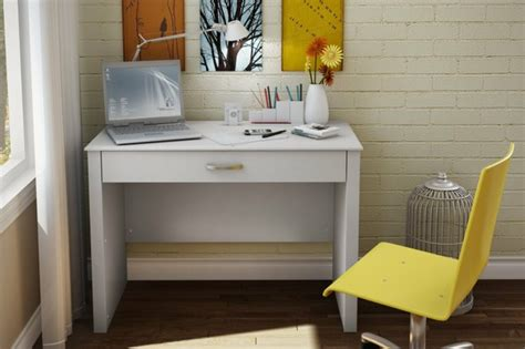 small white laptop desk white desks and cool chairs for