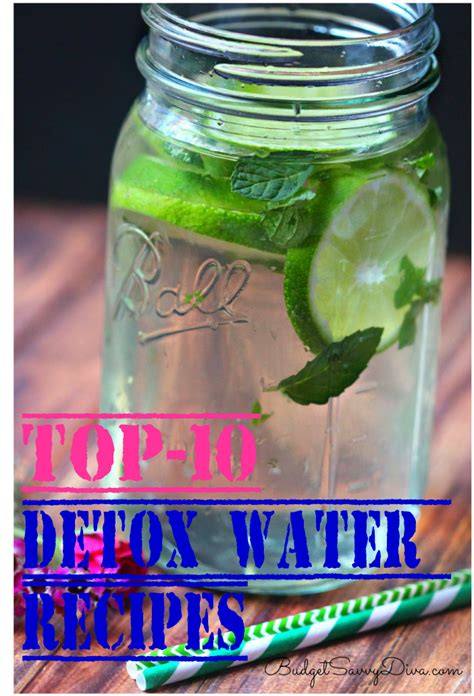 10 Best Detox Waters by Top 10 Detox Water Recipes Recipeporn