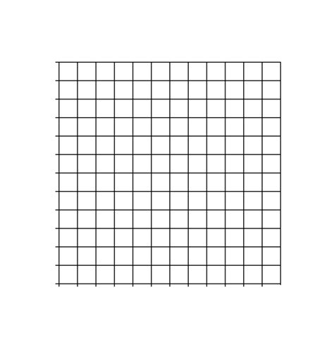Make Grid Paper - how to create a graph in windows paint and make your own