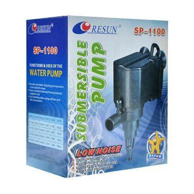 Pompa Aquarium Hidroponik jual jirifarm hidroponik 09010 resun sp 1100 pompa air