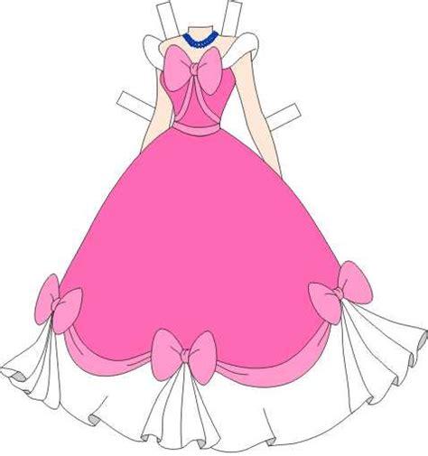 Classic Disney Princess Paper Dolls Babble Princess Costume Printable