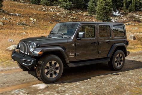 2018 jeep wrangler des informations sur la future jeep wrangler 2018 ont
