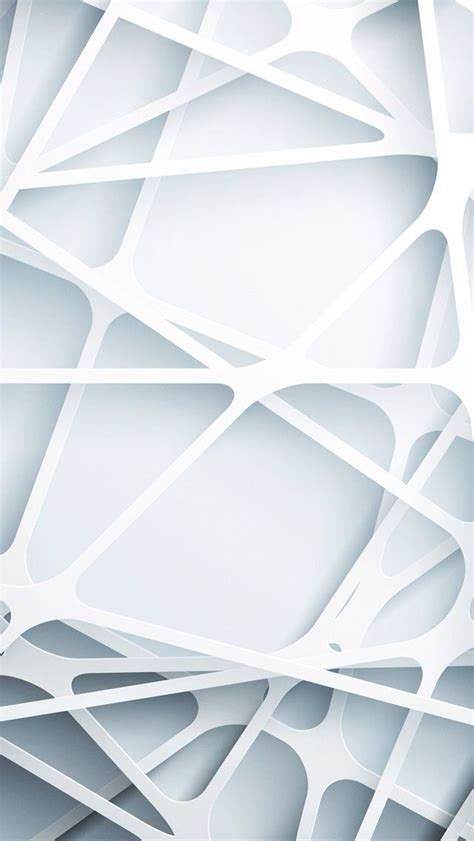 wallpaper for white iphone 5 iphone 5 3d white wallpaper wallpapers pinterest