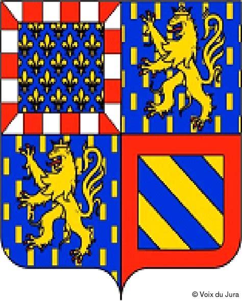 Armoiries Bourgogne by Des Armoiries Pour La Bourgogne Franche Comt 233 Actu Fr