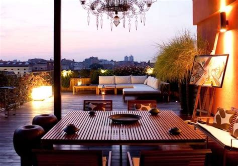 illuminazione terrazzi come illuminare un terrazzo consigli utili design mag