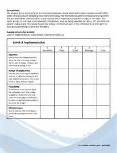 School Technology Plan Template by Global Water Supply Lesson Plans For Earth Day