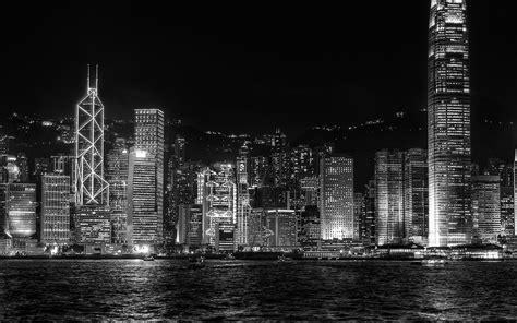 mh hongkong night symposium  light dark wallpaper