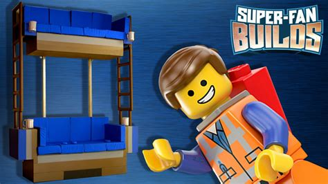 how to build a double decker couch lego double decker couch the lego movie super fan