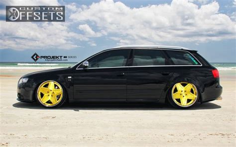 2006 audi s4 wheels wheel offset 2006 audi s4 tucked bagged