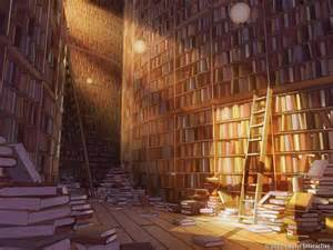 The Library The Library Of Babel By Owen C On Deviantart