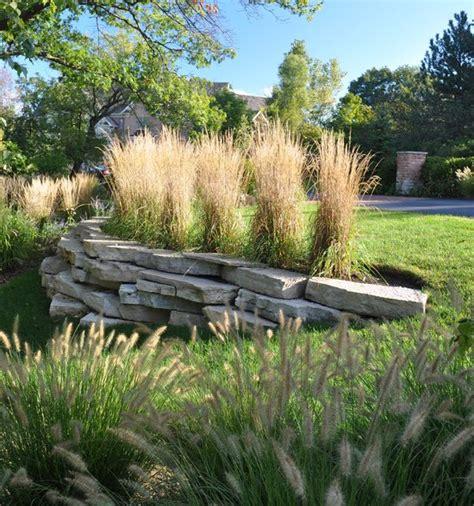 Gartenumrandung Pflanzen by Gr 228 Ser Im Garten 100 Gestaltungsideen Geben Altem Rasen