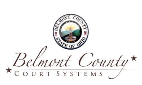 Belmont County Records Records Now Available Belmont County Ohio Court Systems Belmont