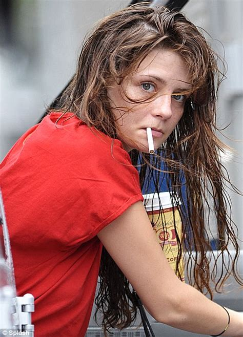 Barton In Rehab mischa barton out snortin and boozing after rehab world