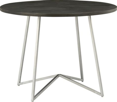 cb2 round dining table best dining table ideas