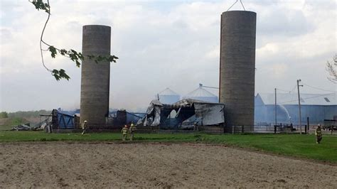 Barn Kitchener by Bright Area Barn Destroyed By Ctv Kitchener News