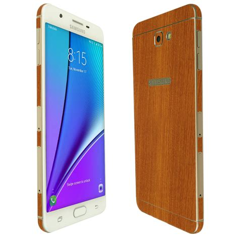 Samsung J7 Prime samsung galaxy j7 prime techskin light wood skin