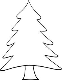gallery for gt pine tree drawings