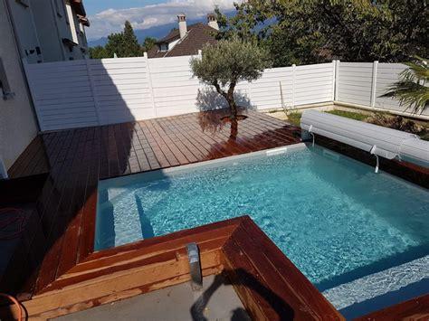 mini piscine hors sol bois 3405 la piscine en bois mini piscine vercors piscine