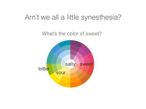 grapheme color synesthesia bringing taste to ux